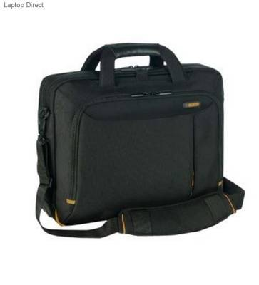 "460-11499 Dell Nylon Black Carrying Case Targus Meridian II Toploader for Up to 15.6"" laptops"
