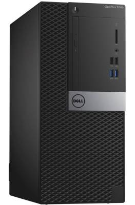 S009H2O3040MTZA Dell Optiplex 3040 Mini Tower Desktop PC, Core i3-6100 3.7GHz, 500GB HDD, 4GB Ram, Intel HD graphics, Windows 10 Pro