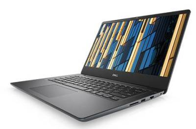 "N2206VN5481EMEA01 Dell Vostro 5481 8th gen Notebook Intel Quad i5-8250U 1.60Ghz 8GB 256GB 14"" FULL HD 530 2GB BT Win 10 Pro"