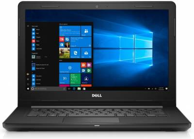 "NBDEI3467I7412W10SL Dell Inspiron 3467 7thh gen Notebook Intel Dual i7-7500U 2.70Ghz 4GB 1TB 14"" WXGA HD R5 M440 2GB BT Win 10 Home"