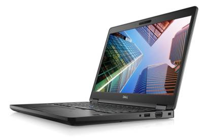"N088L549014EMEA-4G Dell Latitude 5490 8th gen Notebook Intel Quad i5-8350U 1.70Ghz 8GB 500GB 14"" FULL HD UHD 620 BT Win 10 Pro"