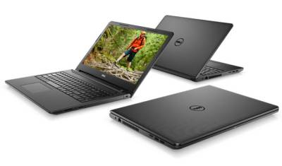 "N3567-I57200U-41TB Dell Inspiron 3567 7th gen Notebook Intel Dual i5-7200U 2.50Ghz 4GB 1TB 15.6"" WXGA HD HD520 BT Win 10 Home"