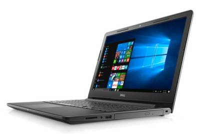 "N027VN3568EMEA01 Dell Vostro 3568 6th gen Notebook Intel Dual i3-6006U 2.00Ghz 4GB 1TB 15.6"" WXGA HD HD520 BT Win 10 Pro"